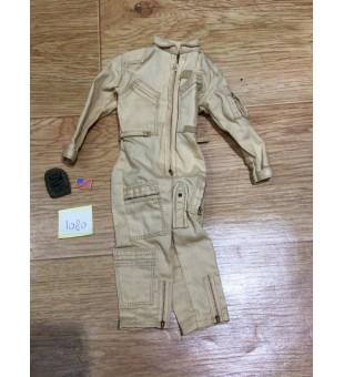 DAM VBSS Beige jumpsuit /  DAM VBSS 米黃色連身服