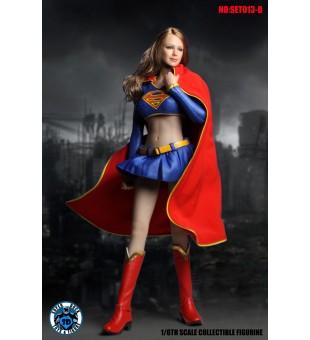 SUPER DUCK:1/6 COSPLAY 超級女英雄 配件包 SET013-B