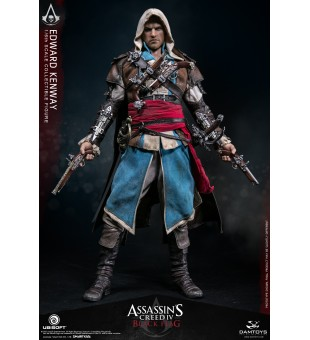 Damtoys NO.DMS003 Assassin's Creed IV:Black Flag 1/6 Edward Kenway Collectible Figure