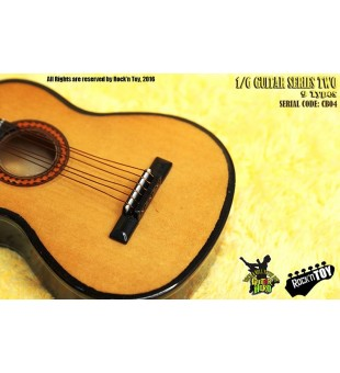 1/6 Western Instrument Guitar / 1比6 西方樂器 吉他