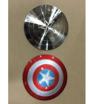 1/6 Custom Metallic Shield TWO VERSION / 金屬盾 兩款