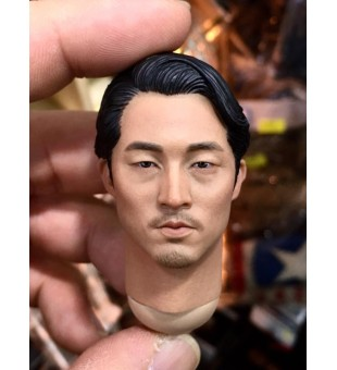 Custom male head 01