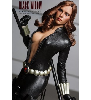 Custom Arts Project - Part B Classic League : Black Widow