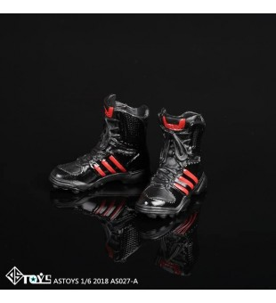 *ASTOYS 1/6 Female Combat Boots / 女兵作戰靴 AS027-A