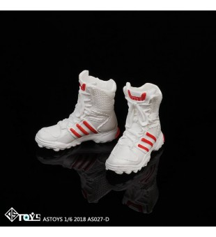 *ASTOYS 1/6 Female Combat Boots / 女兵作戰靴 AS027-D