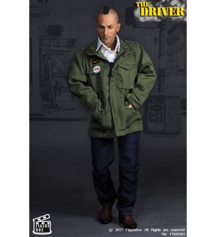 *Figure Box 1/6 The Driver Green Jacket Clothing Suit Set / 出租車司機套裝 FBBS001