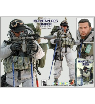 Hottoys Mountain OPS Sniper PCU