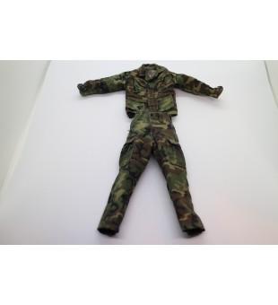 Army Camouflage Uniform / 軍隊迷彩制服