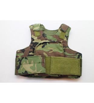 Army Camo Bulletproof Vest / 軍隊迷彩防彈背心