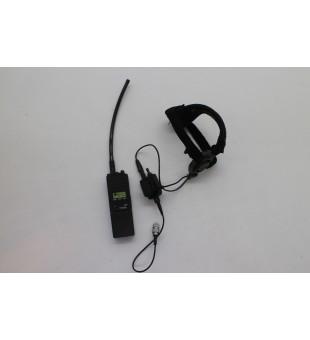Radio Head Set (USMC) / 耳機套裝 (美國海軍陸戰隊)