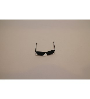 Black Color Frame Glasses / 黑色框眼鏡