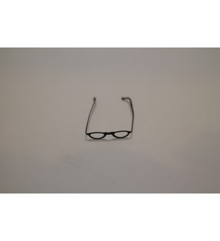 Black Color Frame Glasses / 黑框眼鏡
