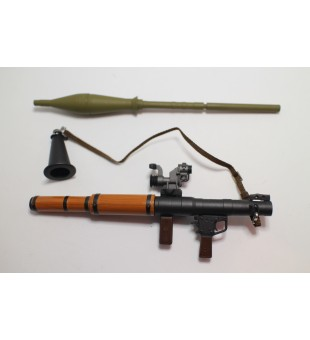 Anti-tank weapon (RPG) / 反坦克火箭炮