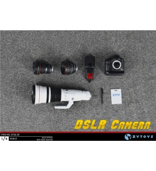 1/6 ZY16-20 Camera Set / 1比6 ZY16-20 相機套裝