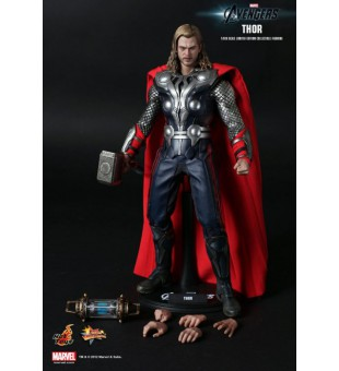 1/6 HOTTOYS THE AVENGERS THOR 雷神 MMS175