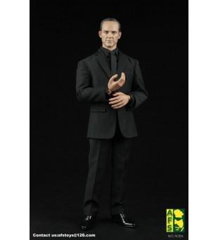 *AFS Toys 1/6 Black Suit / 黑色西裝套裝 A00-4