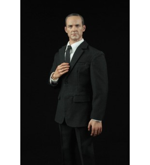 *AFS Toys 1/6 Black Suit With White Shirt / 黑色西裝白色襯衫套裝 A00-4W