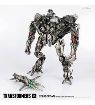 3A (ThreeA) TRANSFORMERS STARSCREAM BAMBALAND EXCLUSIVE EDITION